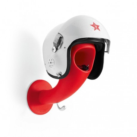 Crazy heads - Porte casque moto