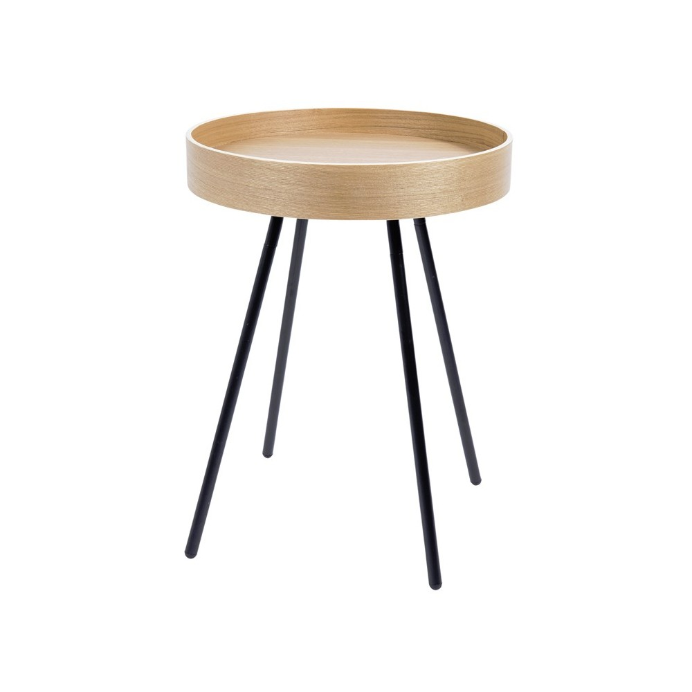 Table d 39 appoint r tro - Table haute d appoint ...