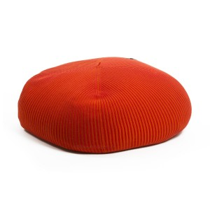 "Pouf ""Quadrato"" Large Orange"