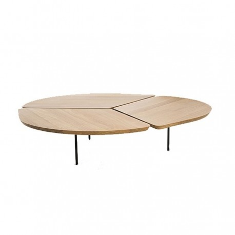 Table basse Miss Trèfle XL by Airborne
