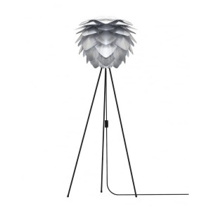 Lampadaire Silvia Brushed steel 50cm