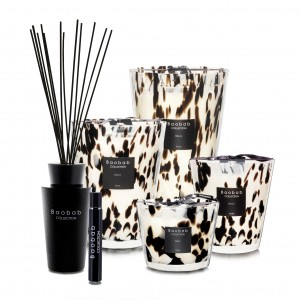 Bougies Baobab Collection black pearl